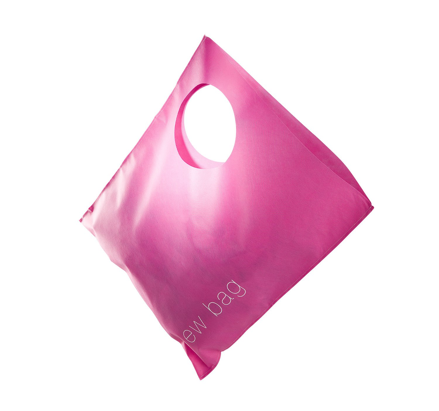 Shopping bag con manico hole