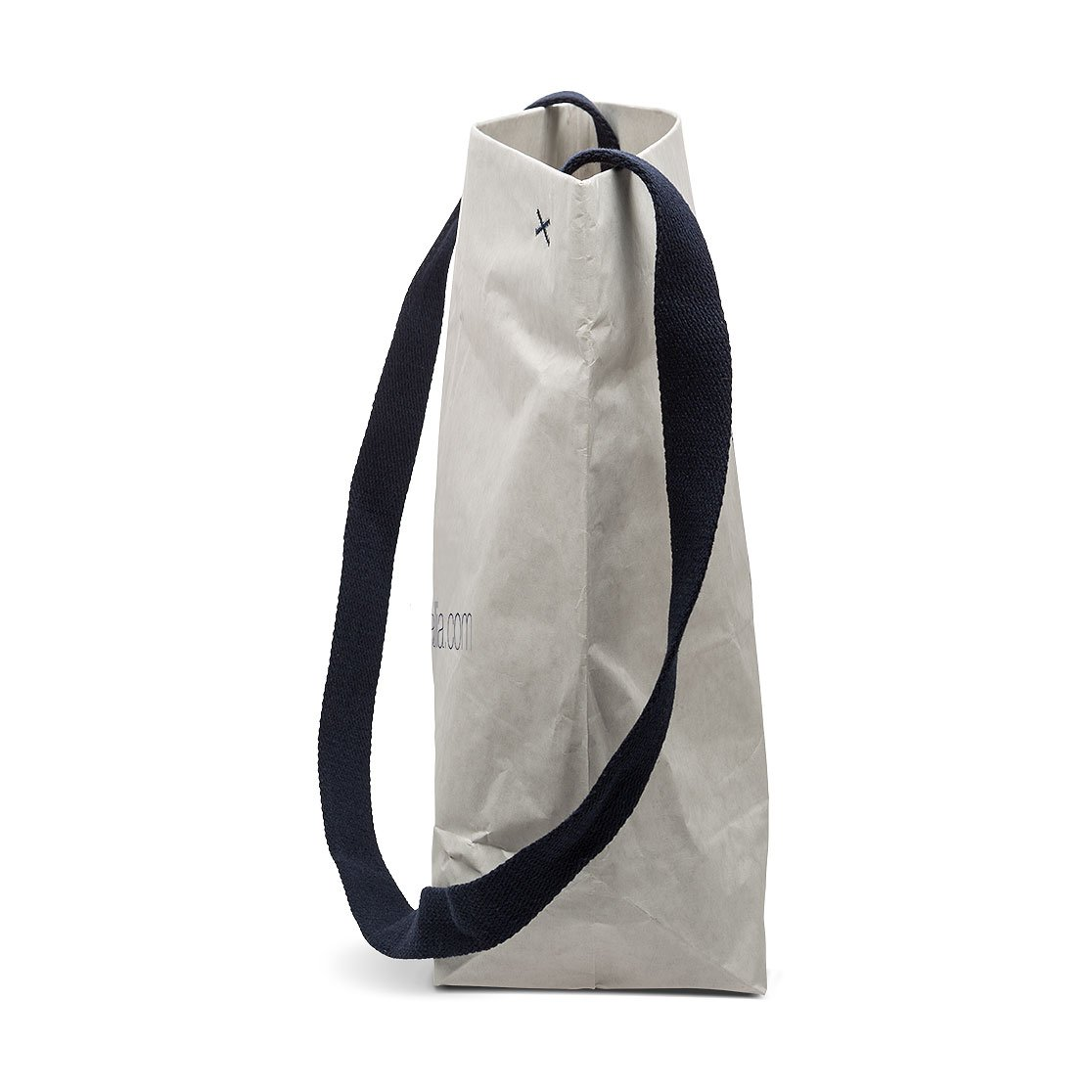 Paper bag double sheet with handle stitched